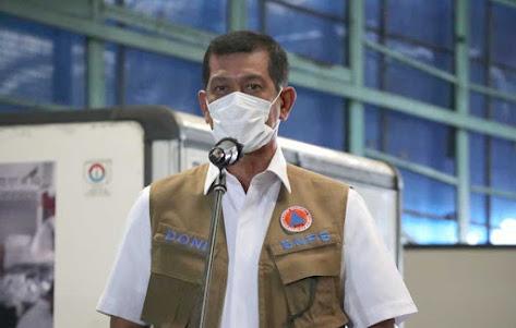 Doni Monardo Mengaku Positif Tertular Virus Corona