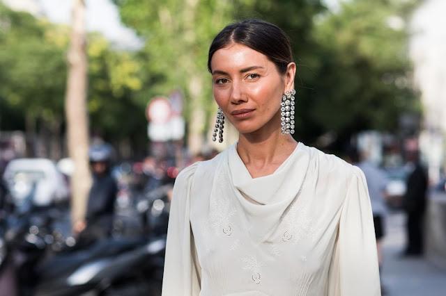 Haute Couture AW 17-18 Paris Fashion Week Street Style
