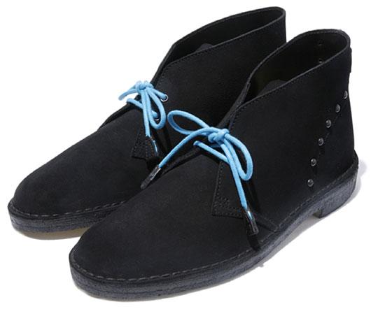 Boys Clarks Leather Riptape Dinosaur Detail School Shoes Trainers Brontostep