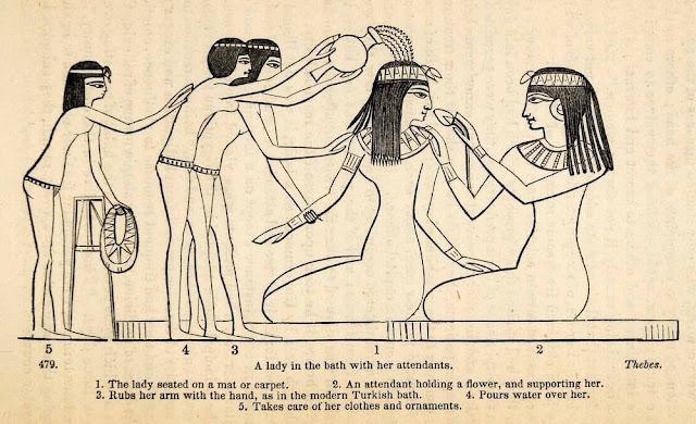 Mesir kuno mandi