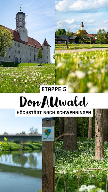 Premiumwanderweg DonAUwald  Etappe 5 von Höchstädt nach Schwenningen 31