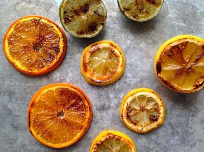 Mẹo chữa ho, viêm họng cho trẻ bằng quả cam nướng