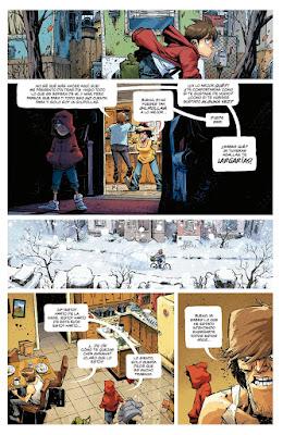 Review del Cómic Middlewest Vol.3 de de Skottie Young - Norma Editorial