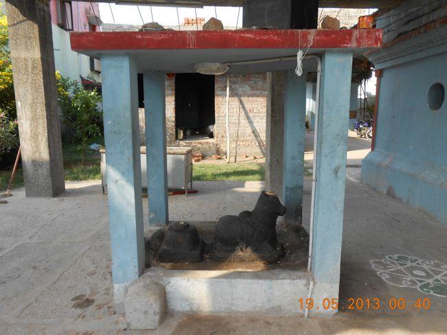 Nandi At Sri Neelakanteswara Temple