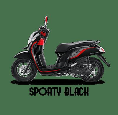 Scoopy ESP Sporty White 2020 Anisa Naga Mas Motor Klaten Dealer Asli Resmi Astra Honda Motor Klaten Boyolali Solo Jogja Wonogiri Sragen Karanganyar Magelang Jawa Tengah.