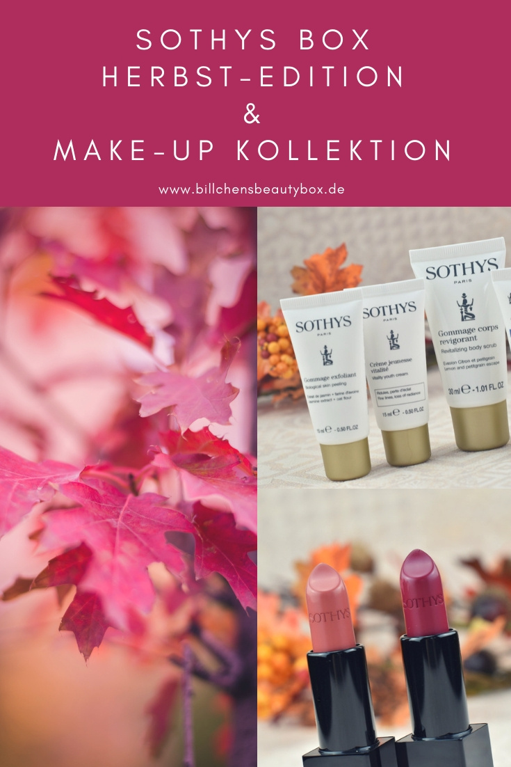 Unboxing SOTHYS Box Herbst-Edition & Make-Up Kollektion