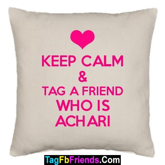 ACHARI