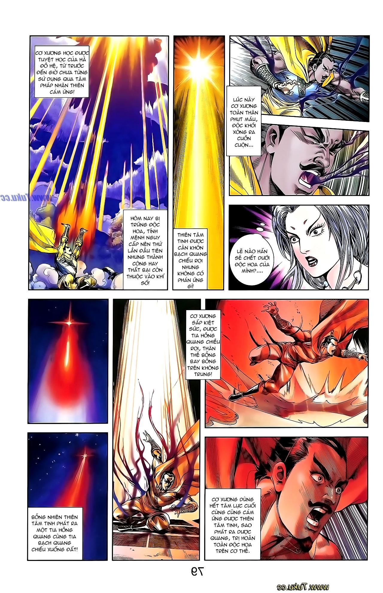 Cơ Phát Khai Chu Bản chapter 138 trang 14