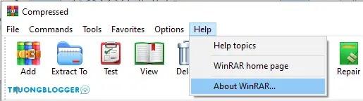 Hướng dẫn cài đặt WinRAR Full Version 2021 cho Windows 32/64bit