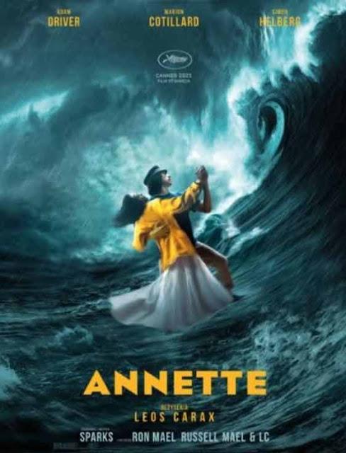 74. Cannes Film Festivali Başladı Annette