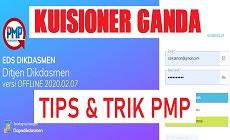 Cara Mensiasati Kuisioner Ganda PMP EDS Offline versi 2019.12.18