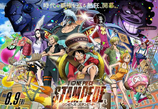 One Piece: Stampede – The Movie