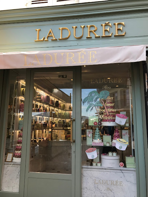 laduree saint tropez