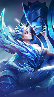 Aurora Queen of the North Heroes Mage of Skins V3