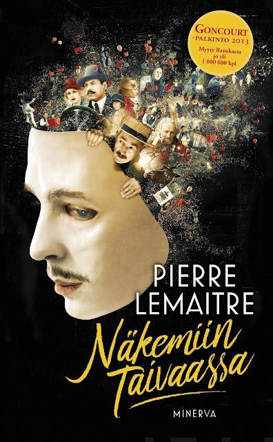 Pierre Lemaitren Jäähyväiset taivaassa on tiheätunnelmainen