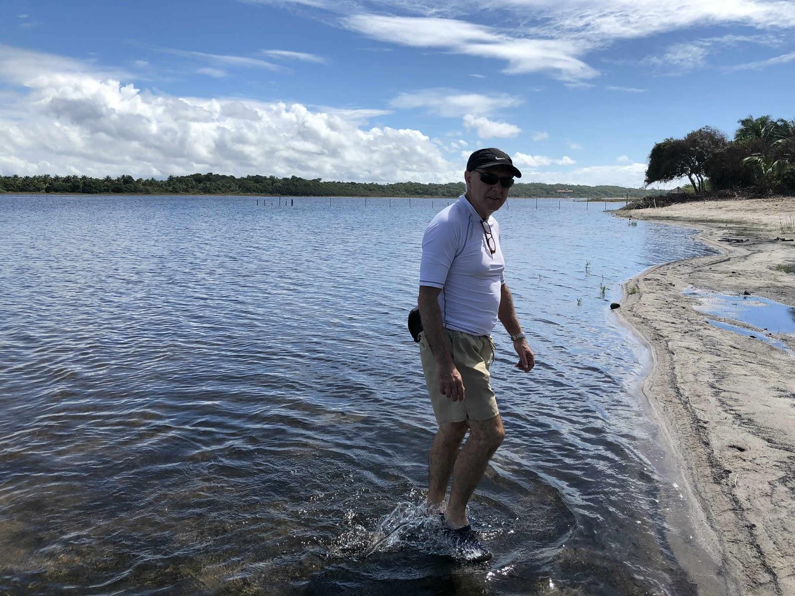 Lagoa Cassange- Península de Maraú
