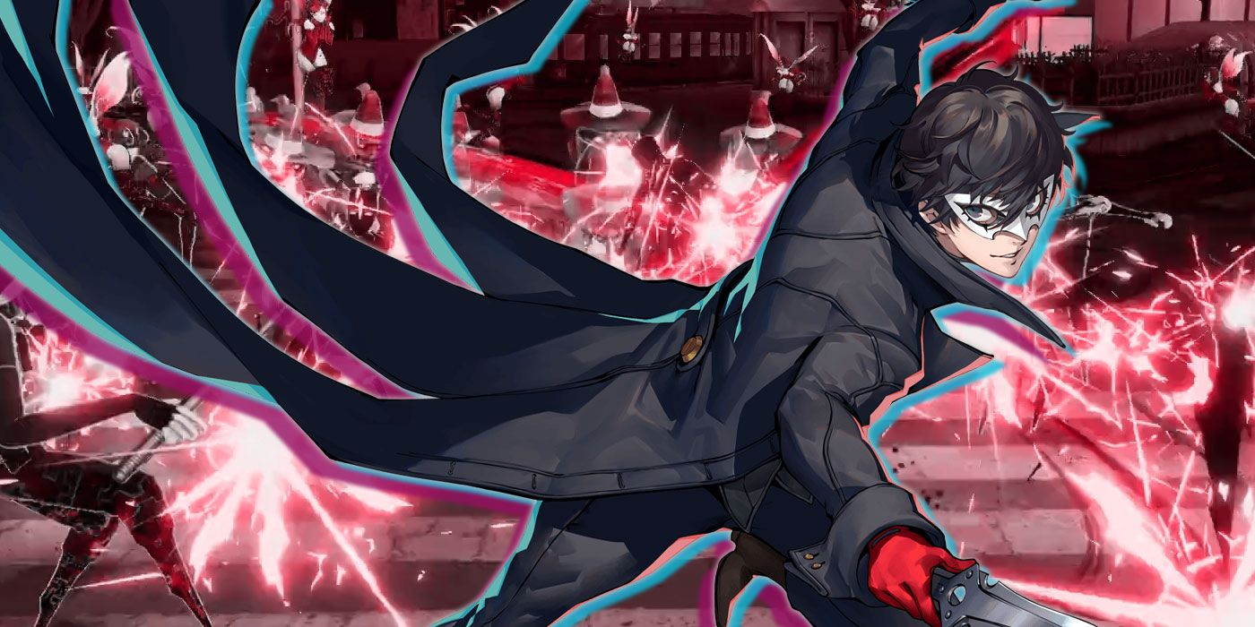 Persona 5 Strikers - Guide To Weaknesses And Status Effects