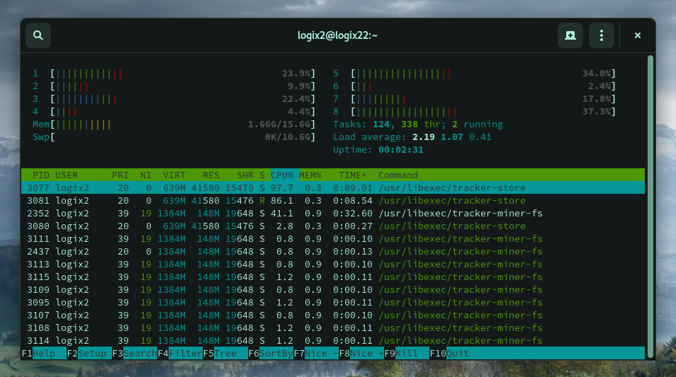 How To Completely Disable Tracker, GNOME's File Indexing And