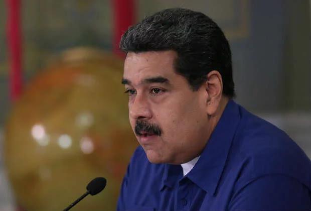 """Maduro: Gobernadores y Alcaldes que no me reconozcan no recibirán """"ni medio"""""""