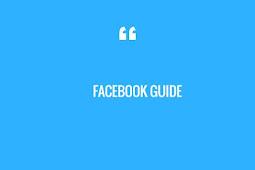 Deactivating your Facebook account