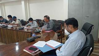 PRD Uttarakhand meeting for khel mahakumbh-2021