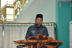 Dahlan Hasan Nasution Ajak Warga Mandailing Natal Untuk Bermuhasabah