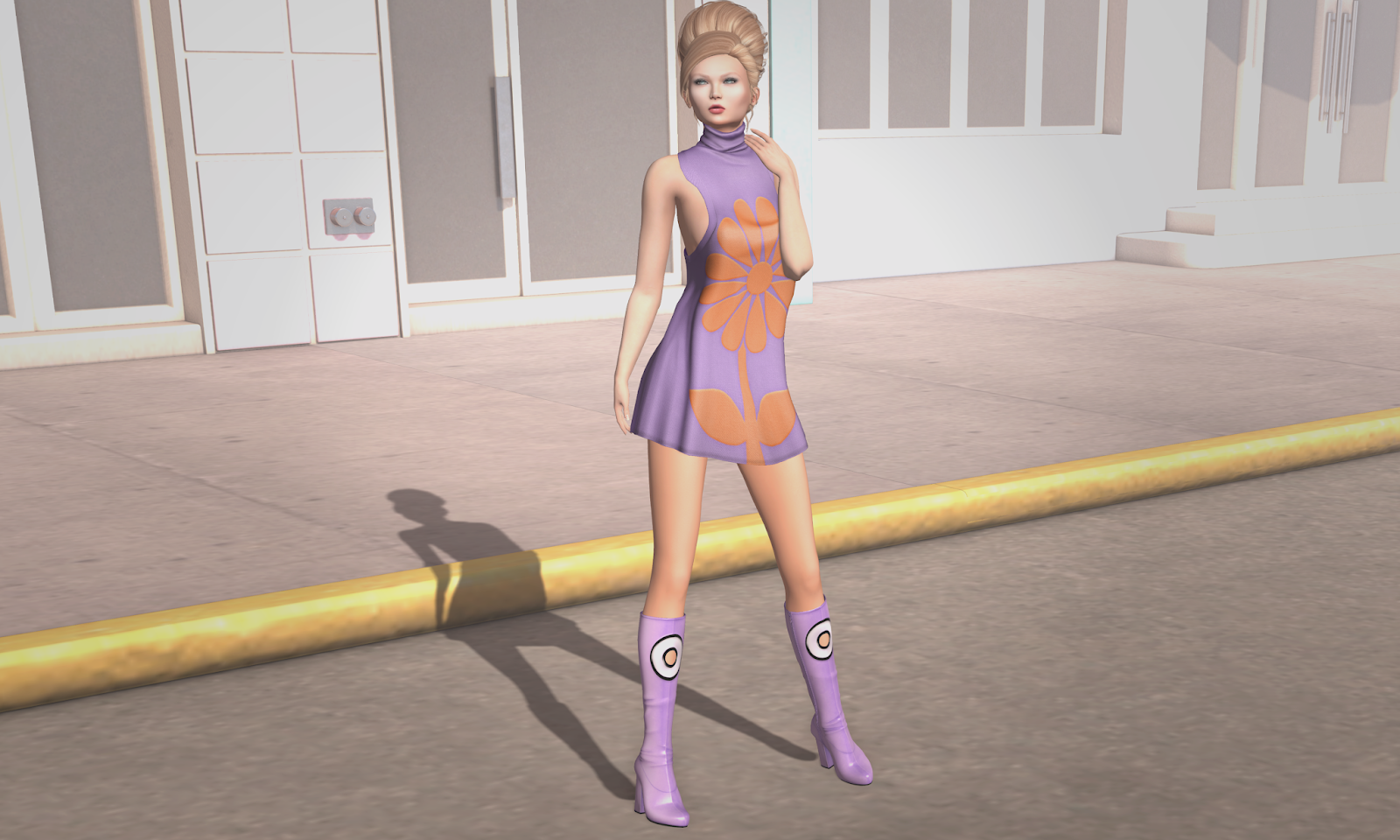 Mod About Gogo | Rissa's Second Life