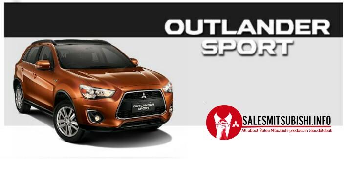 Paket Kredit Mitsubishi Outlander Sport