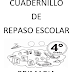 CUADERNILLO DE REPASO ESCOLAR  4º PRIMARIA