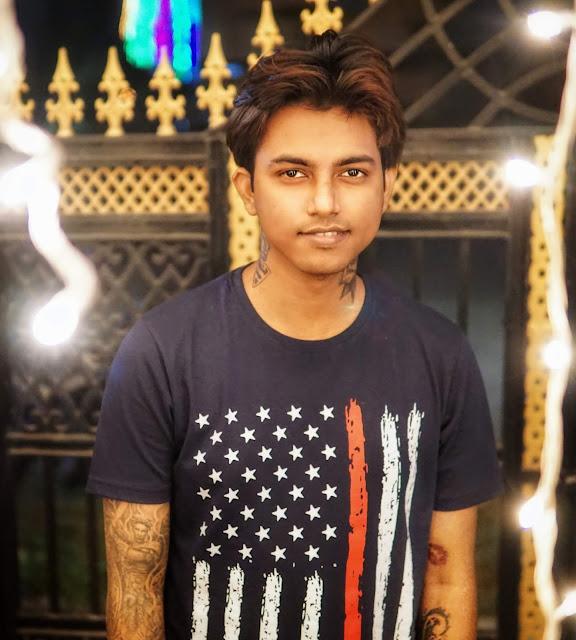 Sourajit Saha at Muskaan 1