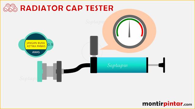 radiator cap tester