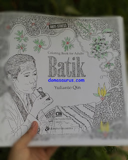 batik coloring book for adults