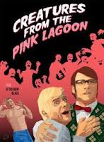 Criaturas del lago rosa