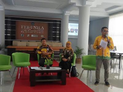 Ida Budiarty Bangun Komitmen Untuk FEB Unila Sepuluh Terbaik di Tahun 2025