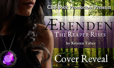 The Reaper Rises by Kristen Taber – Cover Reveal + Giveaway