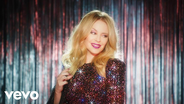 Watch Kylie Minogue's Dazzling 'Dancing' Video