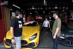 Pesan Menohok Nagita ke Raffi Ahmad yang Iri Lihat Koleksi Mobil Andre Rp60 Miliar
