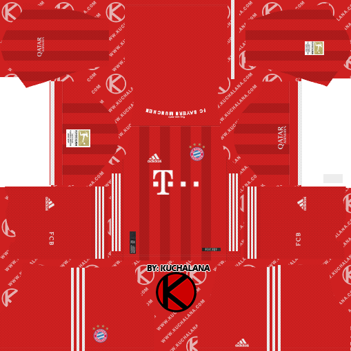 Bayern Munich 2020 21 Kit Dls2019 Kits Kuchalana