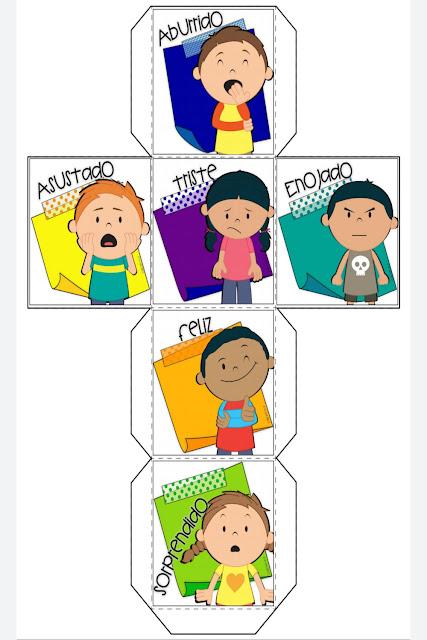 Dado-emociones-educacion-socioemocional