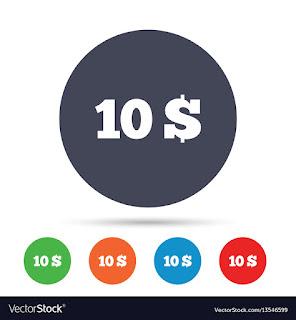 10 ডলার ফ্রিতে পেয়ে যাবেন কেউ মিস করবেনা সীমিত সময়ের জন্য