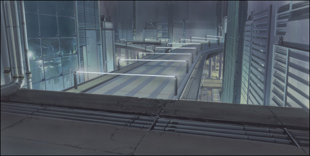 Ghost in the Shell, cut no. 509