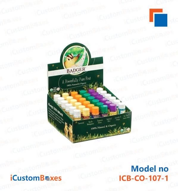 Individual Lip Balm Boxes
