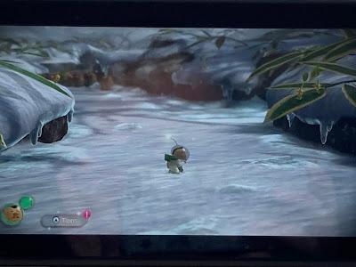 Pikmin 3 Deluxe für die Nintendo Switch - Gestrandet