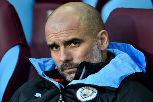 I'm looking for my happiness - Pep Guardiola