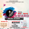 REGISTRATION FOR 2018 BEST NAIJA MUSIC ENDS 20TH JULY