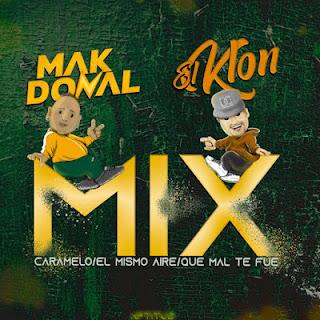MAK DONAL X EL KLON - ENGANCHADOS 2020