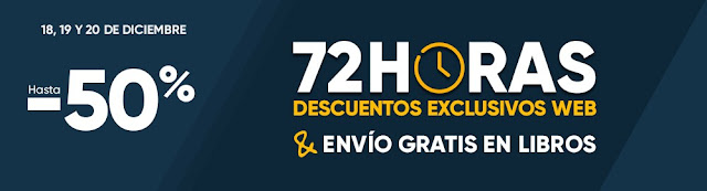 Mejores ofertas 72 horas descuentos exclusivos web de Fnac