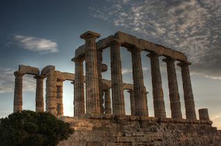 Ο μαγευτικός Ναός του Ποσειδώνα