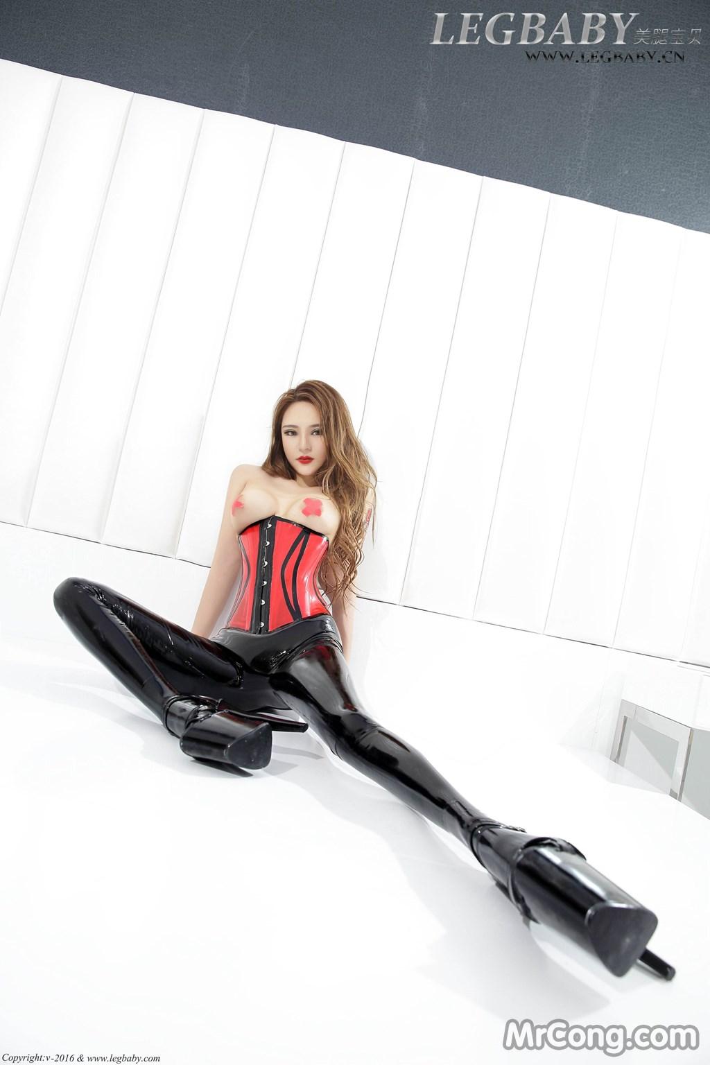 Image MrCong.com-LegBaby-Vol.012-Chen-Ya-Man-009 in post LegBaby Vol.012: Người mẫu Chen Ya Man (陈雅漫) (21 ảnh)