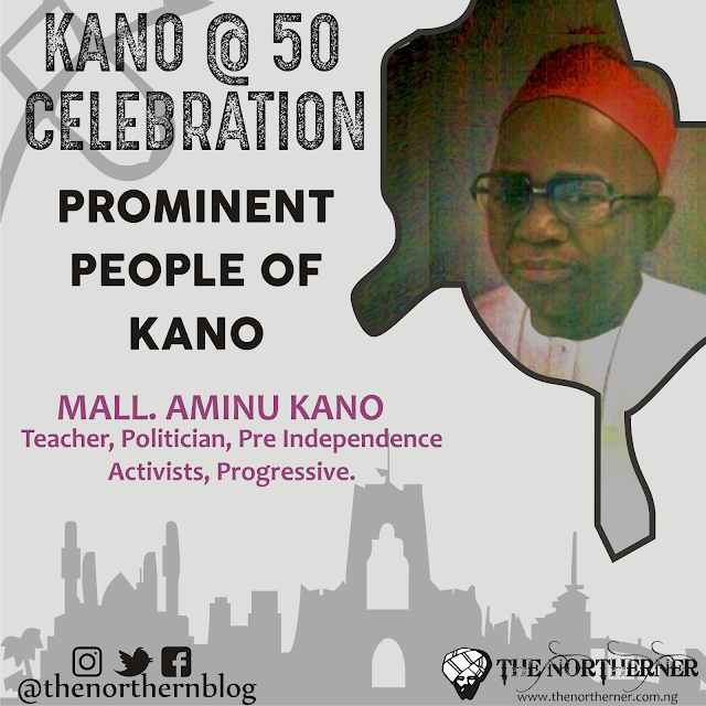 KANO AT 50, CELEBRATING PROMINENT PEOPLE OF KANO